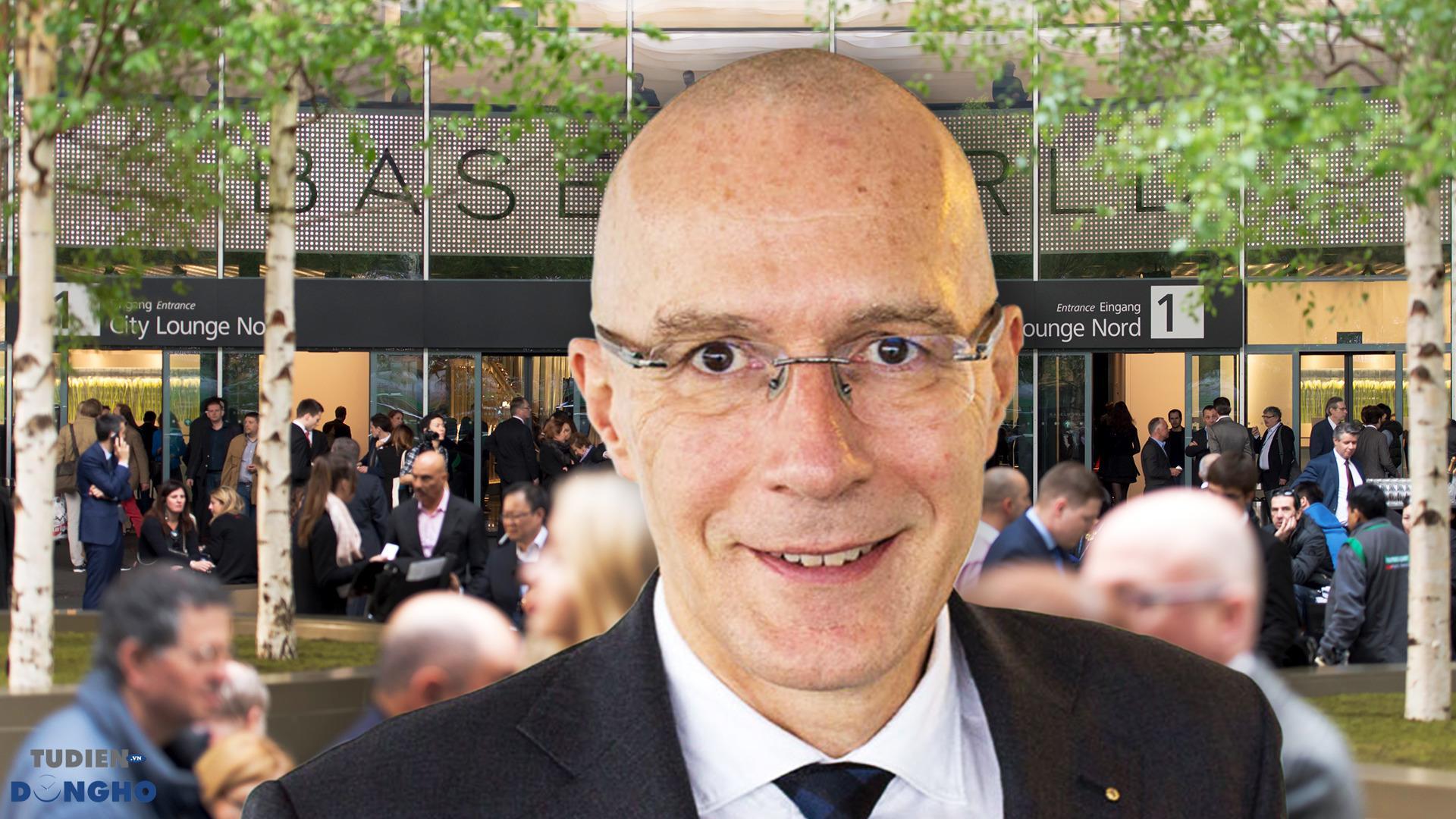 Michel Loris-Melikoff - Giám đốc điều hành Baselworld 2019