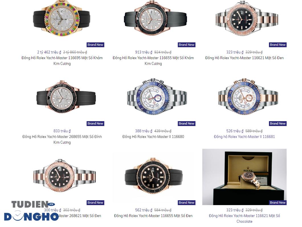 Mua đồng hồ Rolex chính hãng ở đâu uy tín
