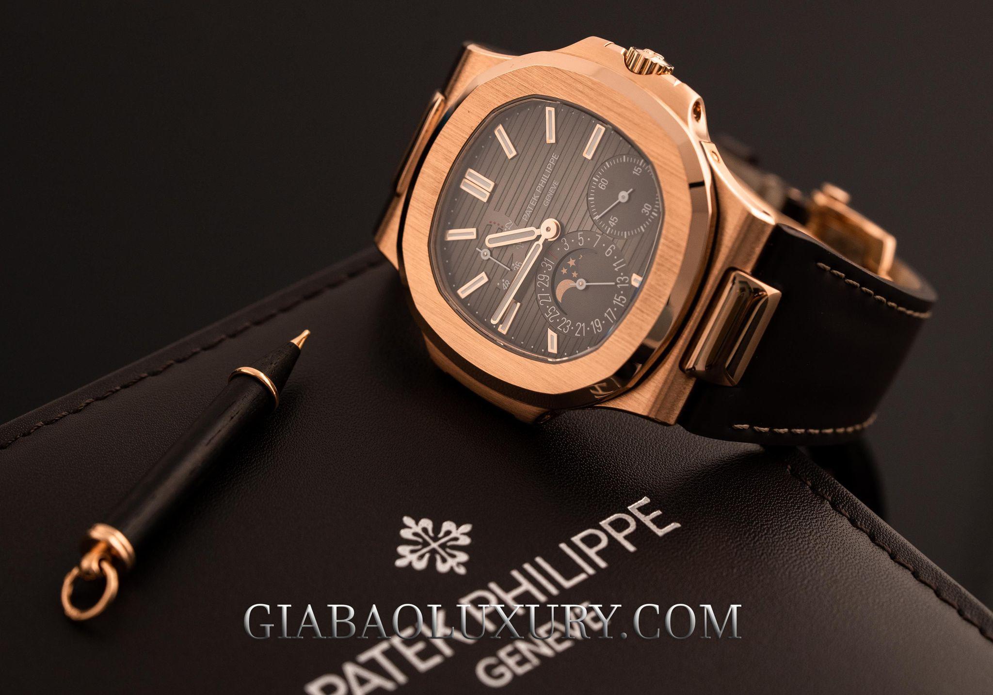 đồng hồ Patek Philippe Nautilus 5712R