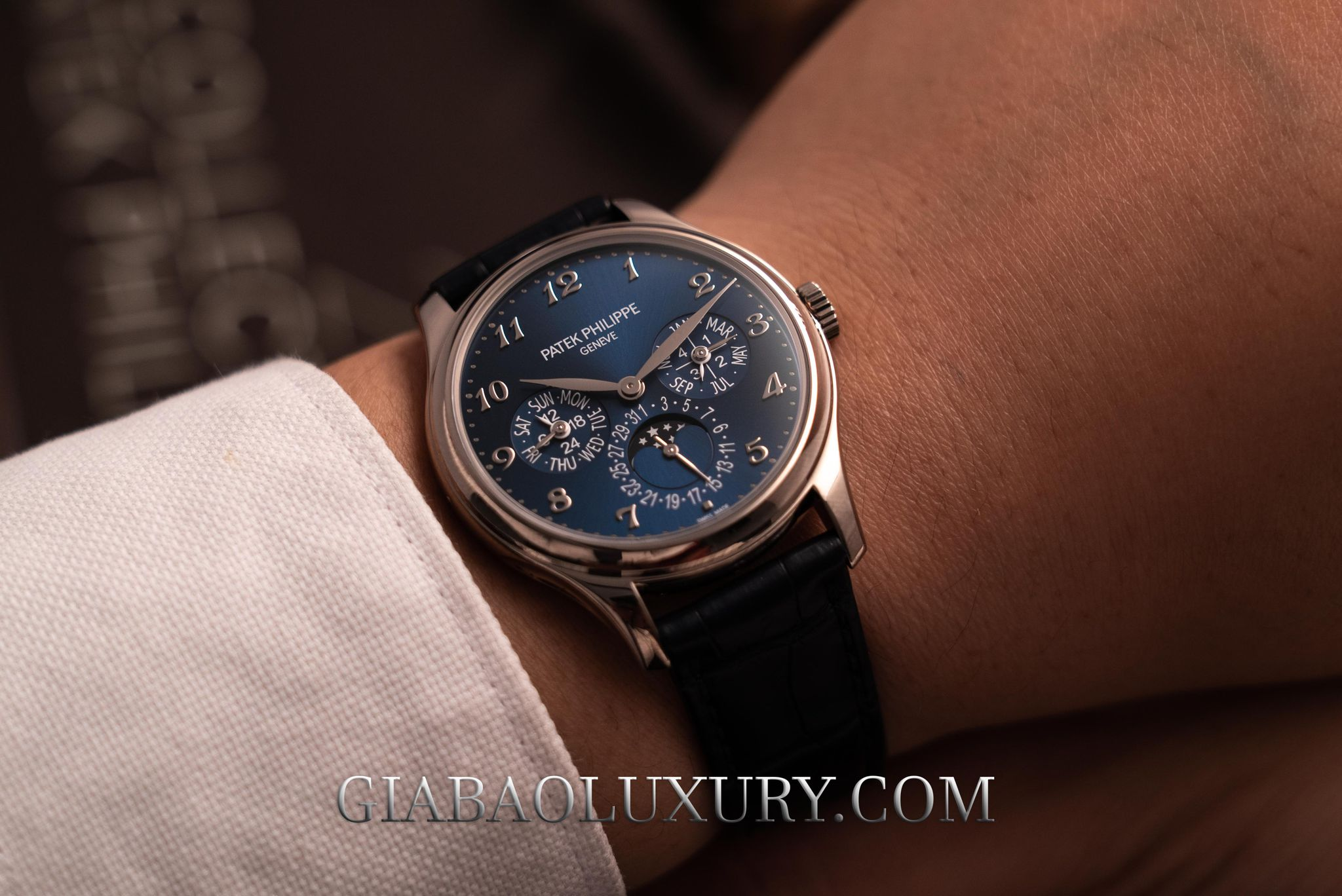 đồng hồ Patek Philippe Grand Complications 5327G