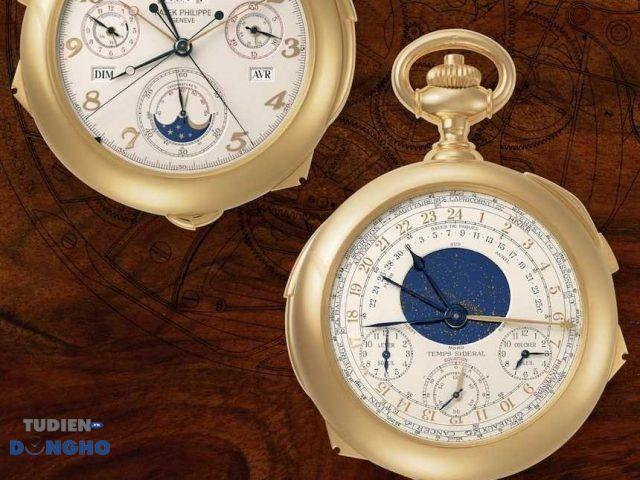 Caliber 89 Grand Complication Pocket Watch — $ 4.95 million