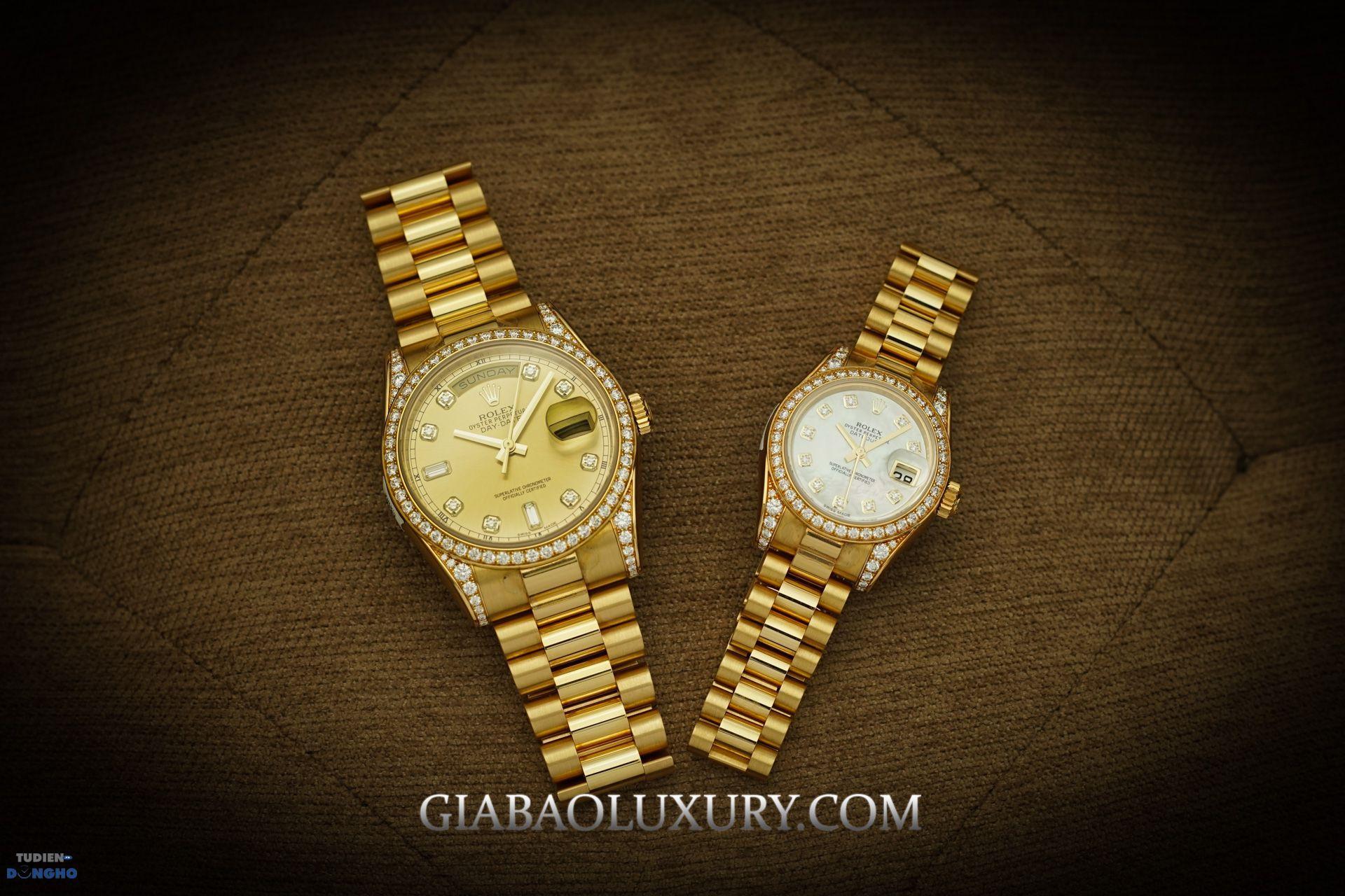 Gia Bảo Luxury – Thu mua đồng hồ Rolex cũ trên toàn quốc