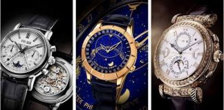 Holy Trinity Of Luxury Watches