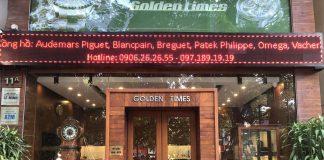 Golden Times - Cơ sở bảo dưỡng, sửa chữa đồng hồ với 20 năm kinh nghiệm