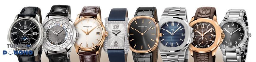 8 bộ sưu tậm nổi tiếng của thương hiệu đồng hồ patek philippe