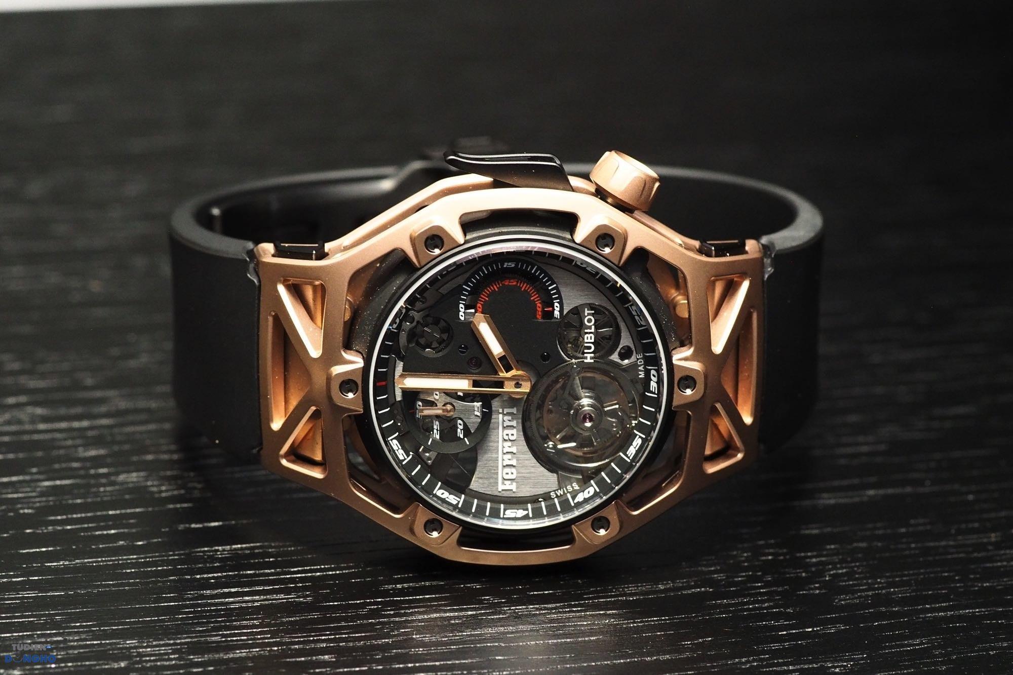 Đồng hồ Hublot thật