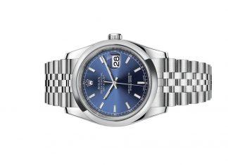 Đồng Hồ Rolex Datejust 116200 Mặt Số Xanh Dây Oyster