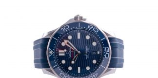Omega Seamaster Diver 300M Co-Axial Master Chronometer 42mm
