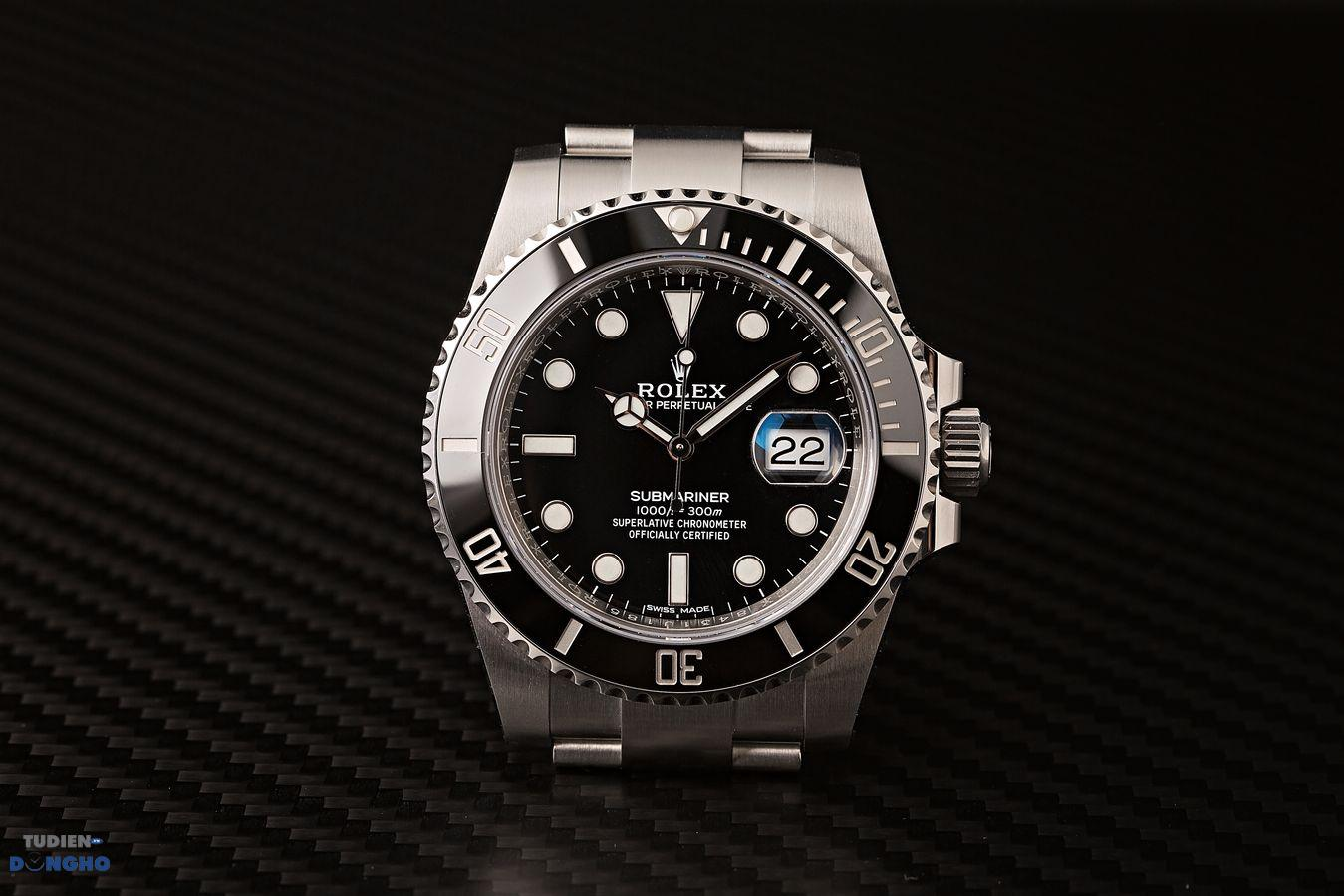 Rolex giới thiệu mẫu GMT-Master IIvỏ Super Case vào năm 2005