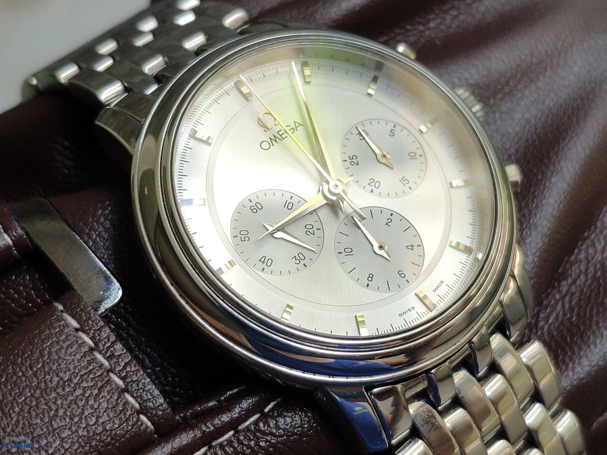 Đồng hồ Omega Deville Chronograph