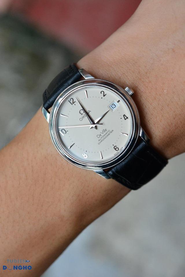 Đồng hồ Omega De Ville Automatic 35mm