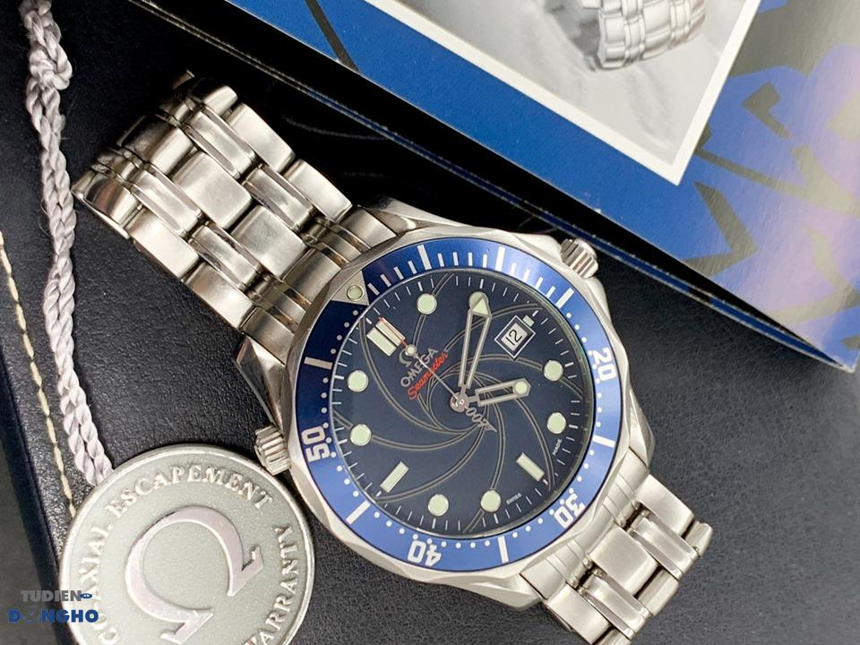 Omega Seamaster 300m James Bond 007 Limited 01881/ 10007