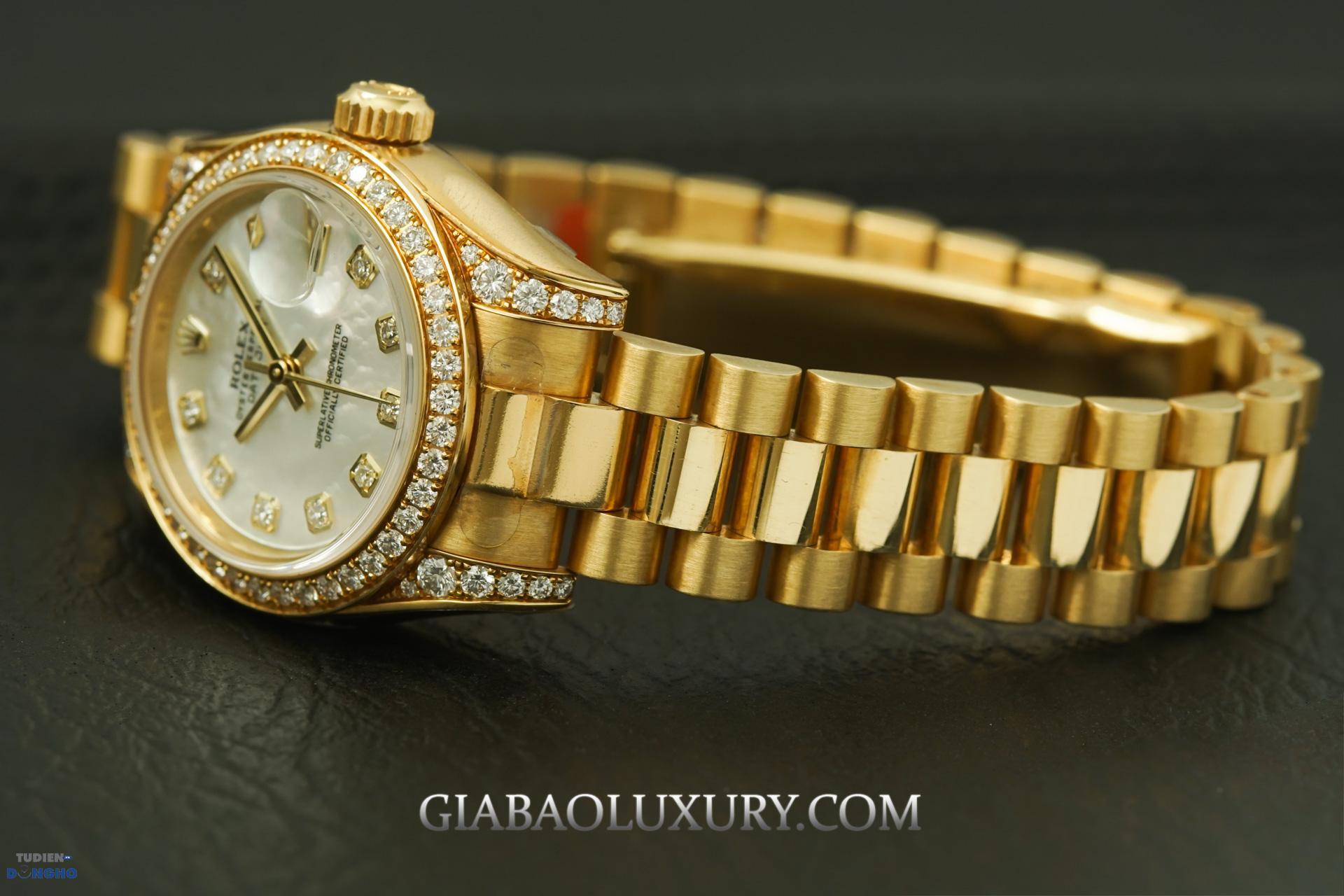 Bán đồng hồ Rolex Lady-Datejust 179158