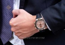 Rolex Cosmograph Daytona 116515LN Mặt Số Hồng