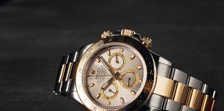 Vài cách ước lượng tuổi tác đồng hồ Rolex