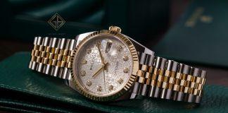 Bán đồng hồ Rolex Datejust 36 126233 Mặt Số Vi Tính Bạc