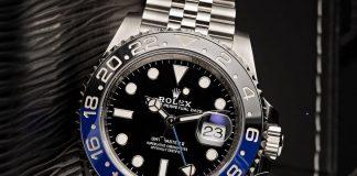 Sự thay đổi vành bezel trên đồng hồ Rolex GMT-Master
