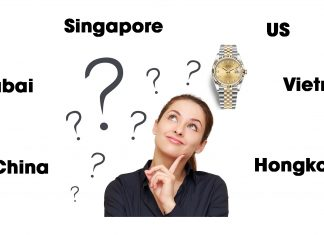 Mua đồng hồ Rolex tại đất nước nào có giá tốt nhất?