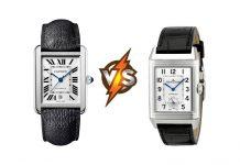 Nên chọn Cartier Tank hay Jaeger-Lecoultre Reverso?