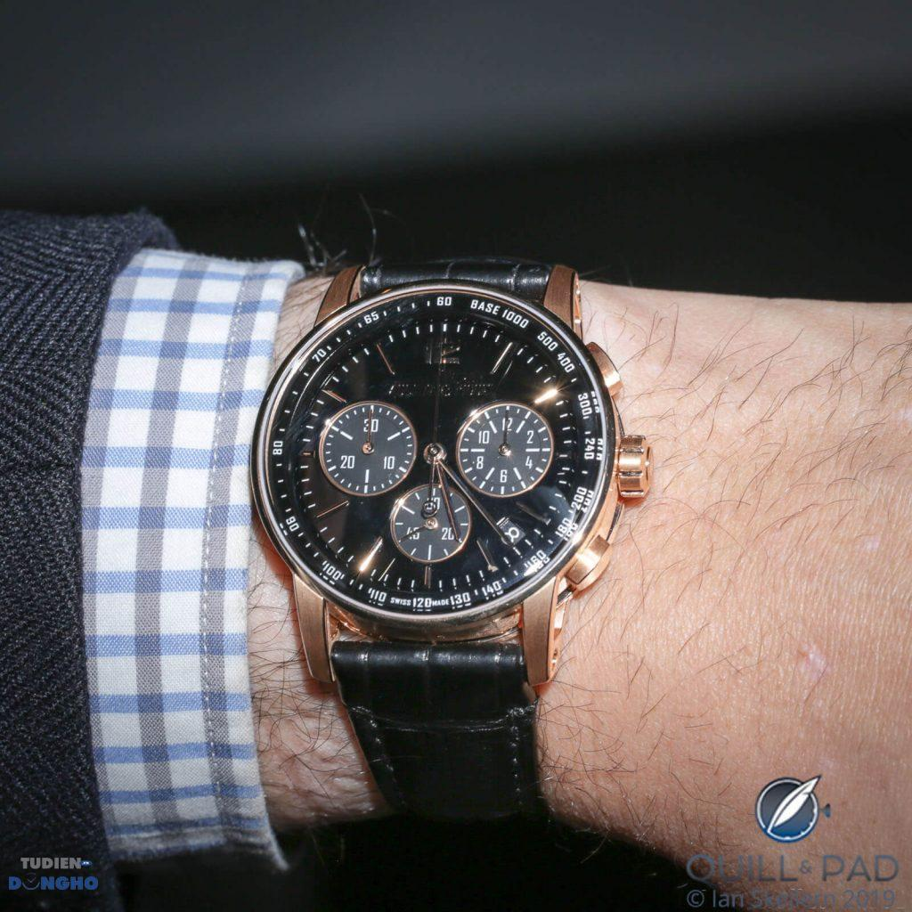 Code 11.59 Flyback Chronograph