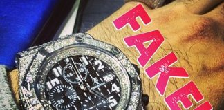 Có nên mua đồng hồ Replica?
