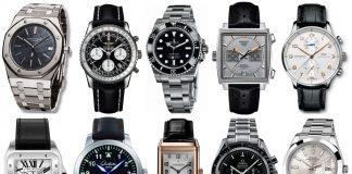 Đồng hồ của thương hiệu nào giữ giá tốt nhất?