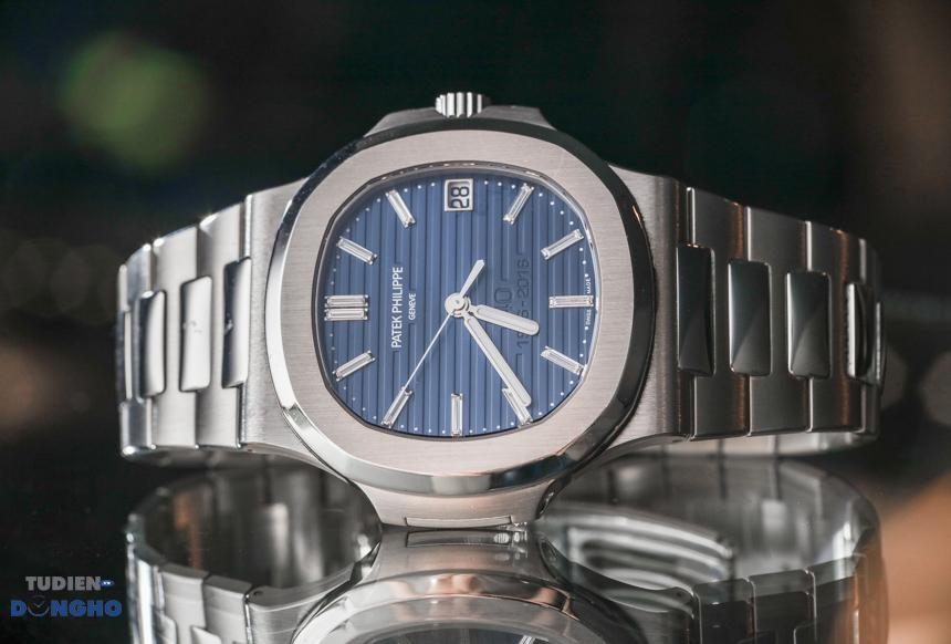 Dừng sản xuất đồng hồ Nautilus 5711 là quyết định đúng đắn từ Patek Philippe