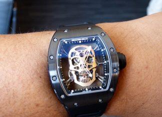 Đồng hồ Richard Mille RM 52-01